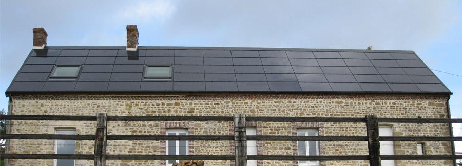 Solesens installation panneaux solaires panneaux for Panneau de couverture de veranda